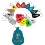 Promotional Colorama Keytags
