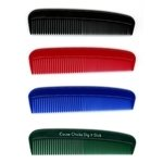 Promotional Deluxe 5 Solid Color Comb