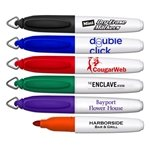 Promotional Custom Liqui Mark Mini Marker With Multi Color Choices