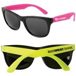 Promotional Neon Sunglasses