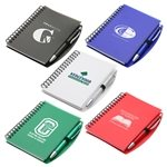 Promotional Hardcover Notebook & Pen