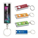 Promotional Ester Flashlight Keyring