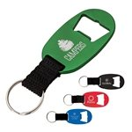 Promotional Oakvale Bottle Opener Keyring