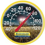 Promotional Thermometer — 12 3/4 Diameter