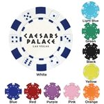 Promotional 1 1/2 Poker Chips