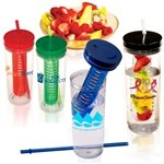 Promotional Thirstinator 20 oz. Sipper with Infuser