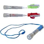 Promotional Pen And 1 Led Light