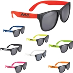 Promotional Folding Retro Sunglasses