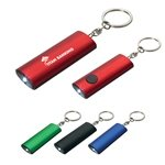 Promotional Aluminum Key Chain Flashlight