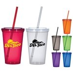 Promotional 20 oz Sunsplash Single Wall Tumbler