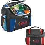 Promotional Peak 6 Can Lunch Cooler Bag