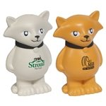Promotional Cartoon Cat - Stress Relievers