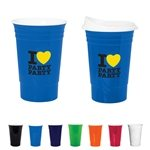 Promotional 16 oz GameDay Tailgate Cup