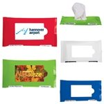 Promotional Pocket/Travel Facial Tissues