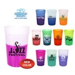 Promotional 22 oz Mood Stadium Cup