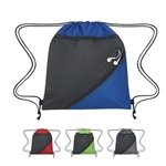 Promotional Shadow Drawstring Sports Pack