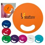 Promotional Cirlce Hand Fan