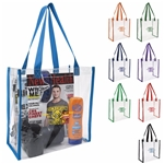 Promotional Clear Game Tote