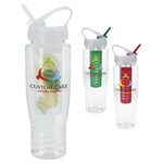 Promotional Fruit Infusion Sport Bottle - 28 oz.
