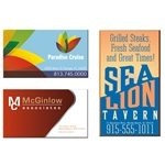 Promotional Business Card Magnet