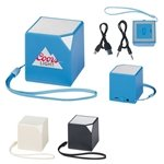 Promotional Speaker With Wrist Strap