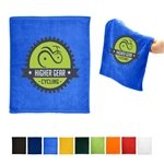 Promotional Custom Budget Rally Towel - 14 X 17