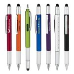 Promotional 5-in-1 Work Pen