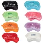Promotional Plush Eye Mask Aqua Pearls™ Hot/Cold Pack