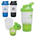 Promotional 16 oz Fitness Shaker Cup