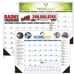 Promotional Multi-Color Desk Pad - Good Value Calendars(R)