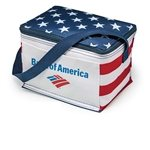 Promotional Promo Americana 6-Pack Cooler