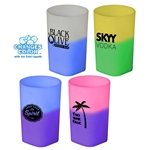 Promotional 2 oz Plastic Mood Shot Glass
