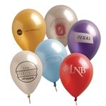 Promotional 9 Pearlized Balloons