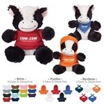 Promotional 6 Cuddly Cow