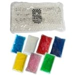 Promotional Gel Beads Hot/Cold Pack Rectangle
