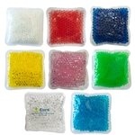 Promotional Gel Beads Hot/Cold Pack Square