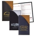 Promotional Barcelona Two-Tone Vinyl Soft Cover Planner