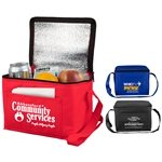 Promotional Cool-it' Non-Woven Insulated Cooler Bag