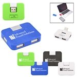Promotional 4 Port USB Hub
