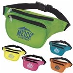 Promotional Neon Fanny Pack