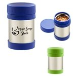 Promotional 12 oz Stainless Steel Insulated Food Container