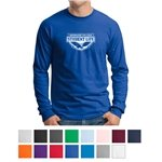 Promotional Gildan® Adult Ultra Cotton® Long Sleeve T-Shirt