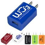 Promotional UL Listed USB Wall Charger & AC Adapter