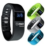Promotional Activity Tracker Wristband