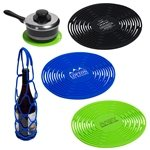 Promotional Convertible Silicone Bottle Carrier