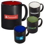Promotional 11 oz Color Karma Ceramic Mug