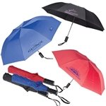 Promotional Auto Open Folding Umbrella - 42