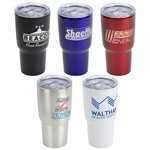 Promotional Belmont 30oz Vacuum Insulated Stainless Steel Travel Tumbler