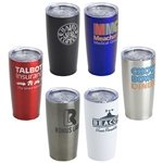 Promotional Glendale 20 oz Vacuum Insulated Stainless Steel Tumbler