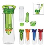 Promotional 26 oz Tritan™ Fruit Infuser Bottle